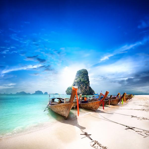 Nature art - Phi Phi Island