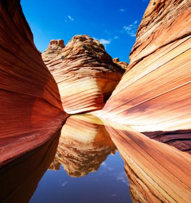 Nature art - Grand Canyon Mirror