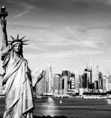 Urban art - Lady Liberty