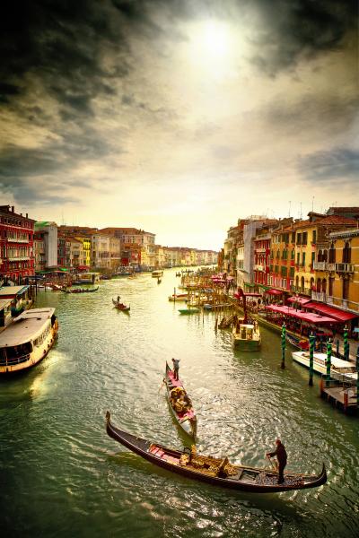 Urban art - Venice Color