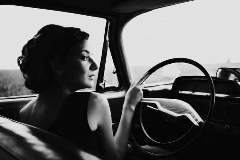 Artistic Beauty - Classy Driving
