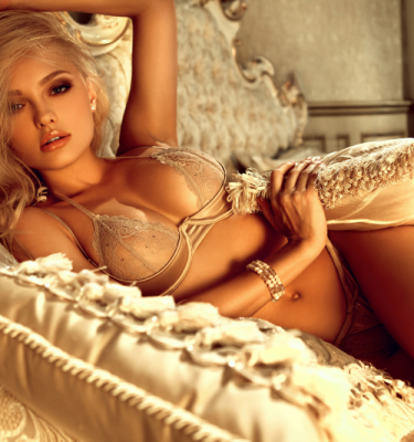 Artistic Beauty - Golden Girl
