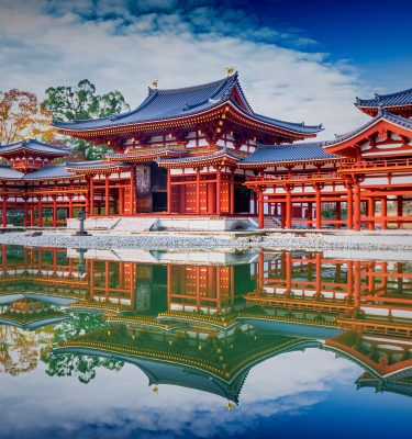 Urban art - Buddhist Temple