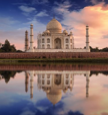 Urban art - Taj Mahal