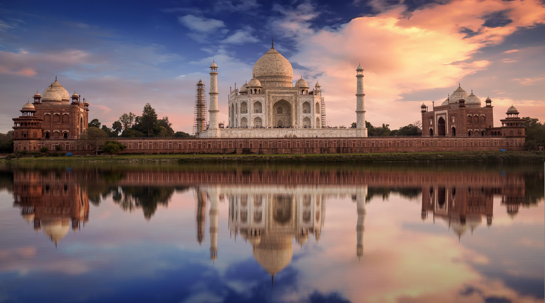 Urban art - Taj Mahal